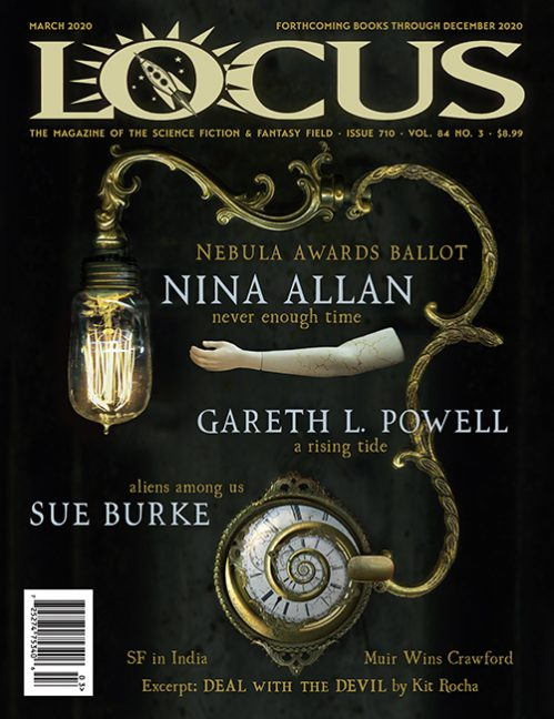 Issue 710 Table of Contents, March 2020