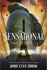 Colleen Mondor Reviews <b>Sensational</b> by Jodie Lynn Zdrok
