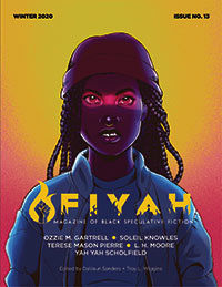 Karen Burnham Reviews Short Fiction: <i>Fiyah</i>, <i>BCS</i>, <i>Strange Horizons</i>, and <b>That We May Live</b>