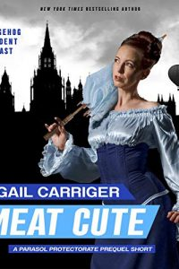 Amy Goldschlager Reviews <b><i>Meat Cute</i></b> Audiobook by Gail Carriger