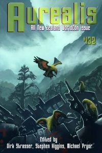 Free Issue of <i>Aurealis</i>
