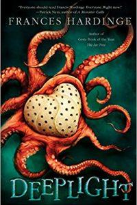 Colleen Mondor Reviews <b>Deeplight</b> by Frances Hardinge