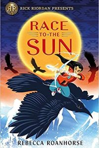 Colleen Mondor Reviews <b>Race to the Sun</b> by Rebecca Roanhorse