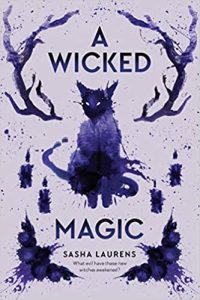 Colleen Mondor Reviews <b>A Wicked Magic</b> by Sasha Laurens