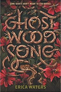 Colleen Mondor Reviews <b>Ghost Wood Song</b> by Erica Waters