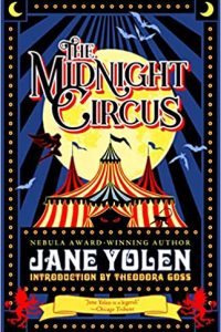 Paula Guran Reviews <b>The Midnight Circus</b> by Jane Yolen