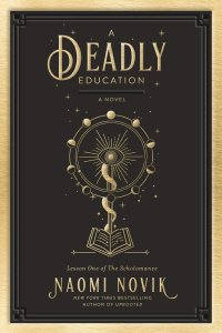 Adrienne Martini Reviews <b>A Deadly Education</b> by Naomi Novik and <b>The House of Styx</b> by Derek Künsken