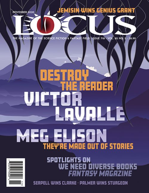 Issue 718 Table of Contents, November 2020