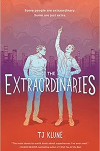 Colleen Mondor Reviews <b>The Extraordinaries</b> by TJ Klune