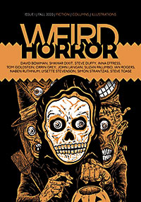 Paula Guran Reviews Short Fiction: <i>Baffling</i>, <i>Weird Horror</i>, and <i>Fantasy</i>