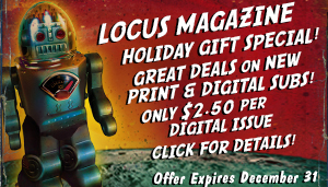 Locus Holiday Gift Special