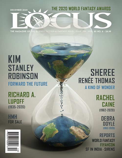 Issue 719 Table of Contents, December 2020