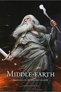 Karen Haber Reviews <b>Middle-earth Journeys in Myth and Legend</b> by Donato Giancola