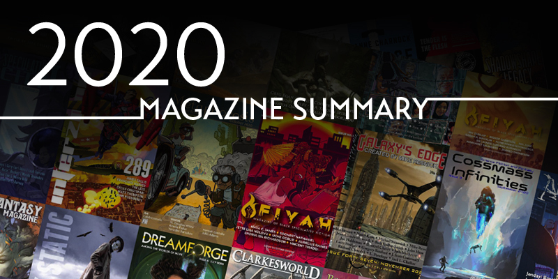 Year-in-Review: 2020 Magazine Summary
