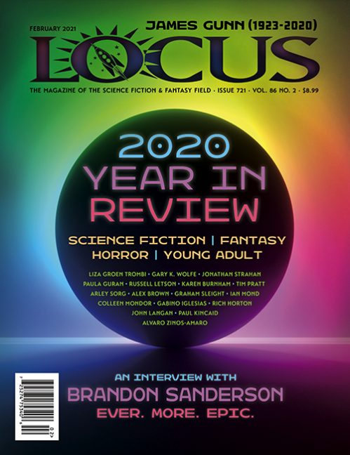 Issue 721 Table of Contents, February 2021