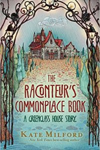 Colleen Mondor Reviews <b>The Raconteur's Commonplace Book</b> by Kate Milford