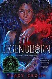 Colleen Mondor Reviews <b>Legendborn</b> by Tracy Deonn
