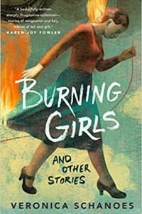Gary K. Wolfe and Paula Guran Review <b>Burning Girls and Other Stories</b> by Veronica Schanoes