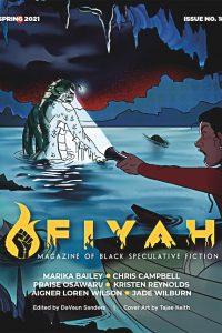 Alex Brown Reviews Short Fiction: <i> Anathema, Baffling, Clarkesworld, Dark Matter, Fireside, Fiyah Spring, Strange Horizons,</i> and <i>Tor.com</i>