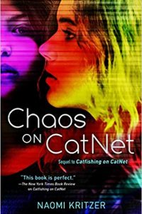 Gary K. Wolfe Reviews <b>Chaos on Catnet</b> by Naomi Kritzer