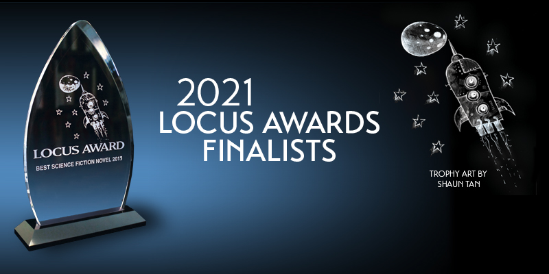 2021 Locus Awards Top Ten Finalists