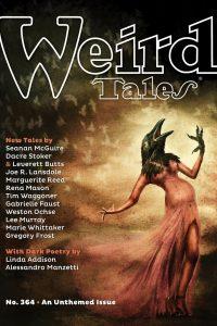 Rich Horton Reviews Short Fiction: <i>Uncanny</i> and <i>Weird Tales</i>