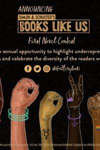 Books Like Us First Novel Contest