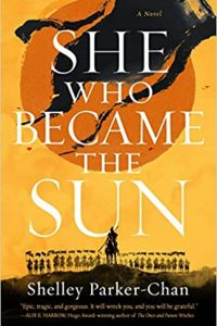 Liz Bourke and Alex Brown Review <b>She Who Became the Sun</b> by Shelley Parker-Chan
