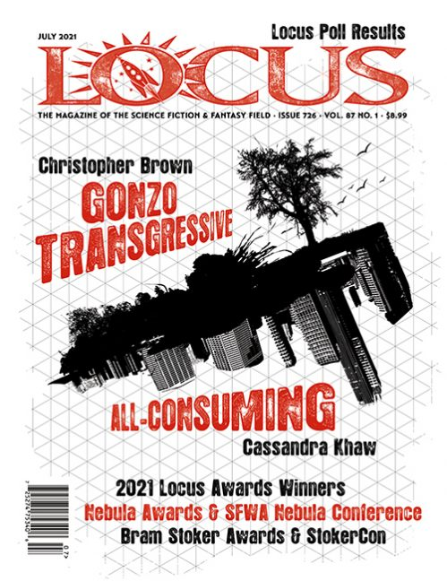 Issue 726 Table of Contents, July 2021