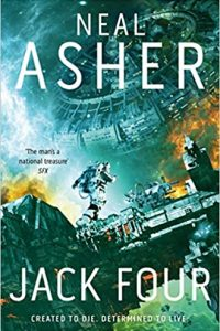 Russell Letson Reviews <b>Jack Four</b> by Neal Asher