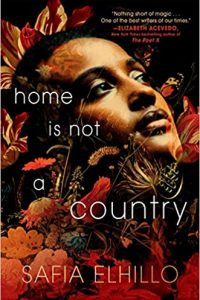 Maya C. James Reviews <b>Home Is Not a Country</b> by Safia Elhillo