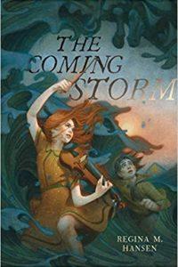 Colleen Mondor Reviews <b>The Coming Storm</b> by Regina M. Hansen