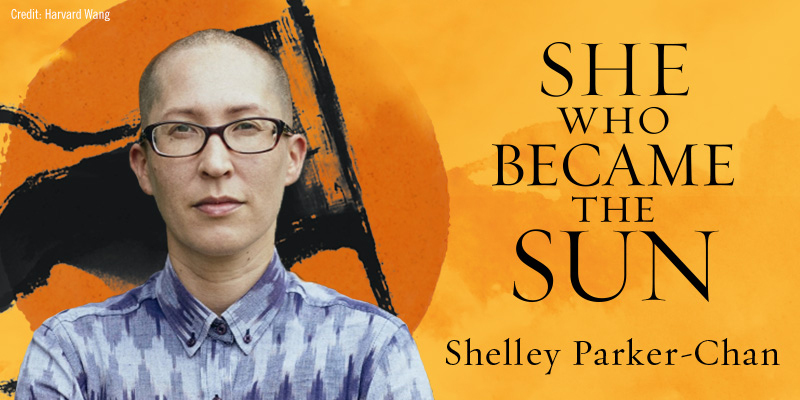 Spotlight on: Shelley Parker-Chan