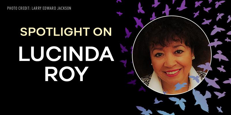 Spotlight on: Lucinda Roy