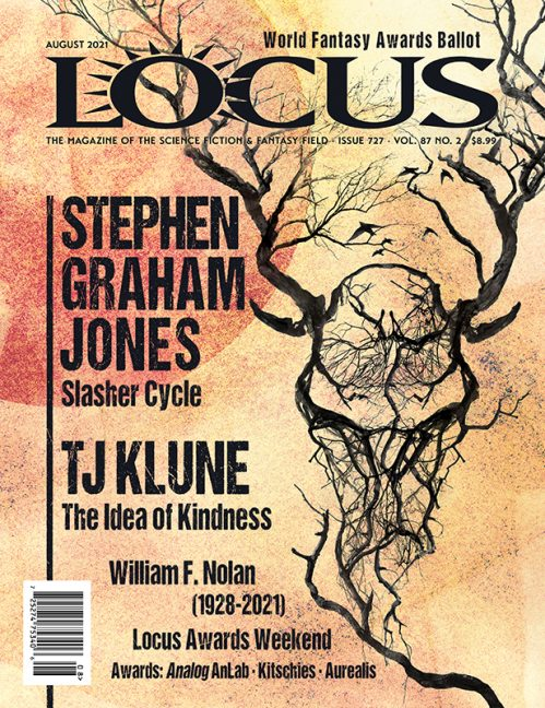 Issue 727 Table of Contents, August 2021