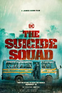 Star-crossed Heroes: Arley Sorg and Josh Pearce Discuss <b><i>The Suicide Squad</b></i>