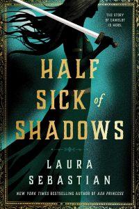 Maya C. James Reviews <b>Half Sick of Shadows</b> by Laura Sebastian