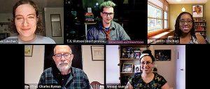 Everywhere a Threshold: Gillian Daniels, T.X. Watson, Erin Roberts, Geoff Ryman, Amal El-Mohtar