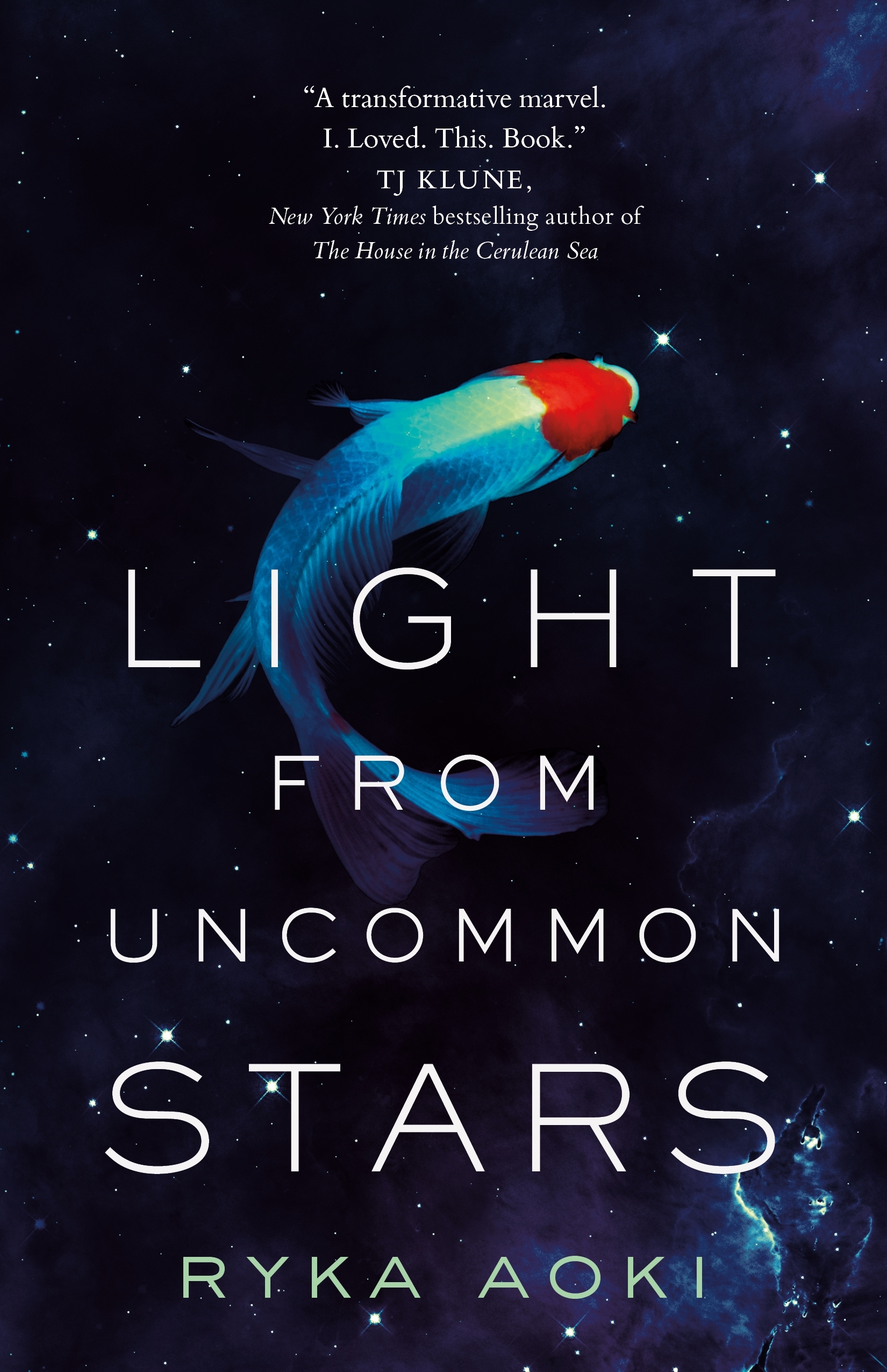 Book Cover for Light from Uncommon Stars by Aoki
