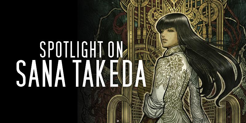 Spotlight on: Sana Takeda